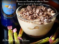 Tiramisu régressif aux Carambars, Daims et liqueur de caramel au beurre salé, recette doudou pour le #YummyDayDoudou