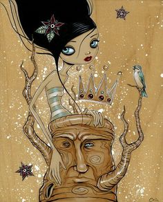Paintings by Caia Koopman {Part 2}