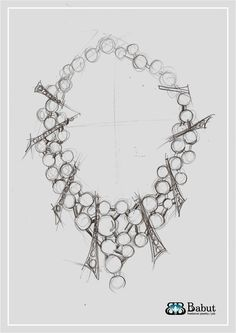 sketches jewelry