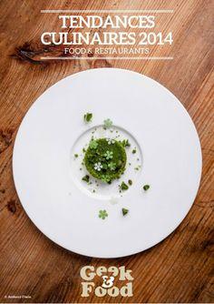 Tendances Culinaires 2014 - Food Trends Book par Quentin Caillot via slideshare