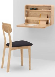 Fold Down Table Wall Mount And Folding Tables On Pinterest