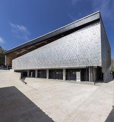 Gallery of Municipal Gym of Salamanca / Carreño Sartori Arquitectos - 3