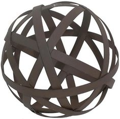 Metal Orb - Table Accents - Home Accents - Home Decor | HomeDecorators.com - $14-$16