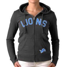 Women's Detroit Lions Light Blue Polka Dot Knee-High Socks
