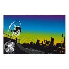 Just SOLD! - Urban BMX Poster