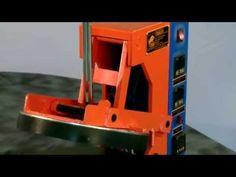 Chapati Making Machine by Trident Engineers, Coimbatore - YouTube