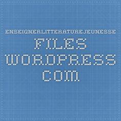 enseignerlitteraturejeunesse.files.wordpress.com Readers Theater, Album, Theatre, Weather, Day, Crayons, Programming, Wordpress, Theatres