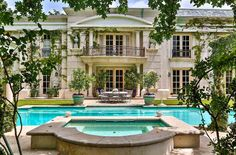 Neoclassical French mansion in Beverly Hills, 9742 Wendover Drive, Beverly Hills, California 90210 - page: 1
