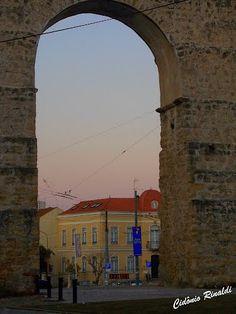 Arcos do Jardim - Coimbra - Portugal