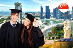 Study in Singapore by Student Visa for Graduation