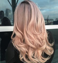 Rooty rose gold by Guy Tang