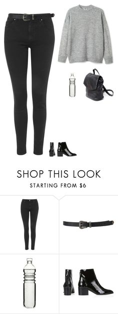 """Untitled #1803"" by tayloremily218 on Polyvore featuring Topshop, Forever 21 and Dot & Bo"
