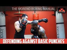 Techniques For Defending Against Basic Boxing Punches - YouTube