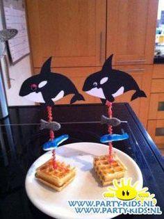 orka - Traktatie snoep, Traktaties - En nog veel meer traktaties, spelletjes, uitnodigingen en versieringen voor je verjaardag of kinderfeest op Party-Kids.nl