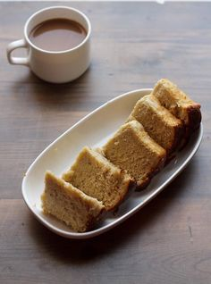 Banana Sponge Cake recipe is a light, airy and spongy cake. The best part of this banana sponge cake is it has no butter or oil.