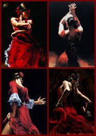 fabian perez flamenco - Google Search