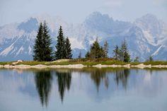 Alpensee/Kitzbühel
