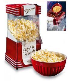 Nostalgie Popcorn-Maschine 50er Jahre Express