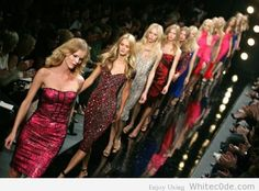 The True Story Of Fashion Designing Industry.