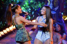 Ari and Nicki