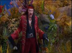 """And when he mentioned his """"grander plan"""" and did this: 