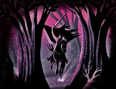 Flickr Photo Download: Sleepy Hollow piece by Mary Blair