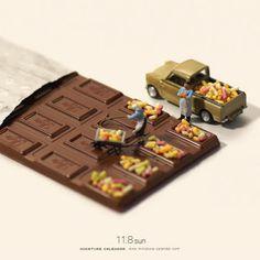 MI KAOS BLANCA: 485 - Un mundo miniaturizado