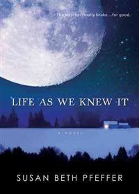 http://www.adlibris.com/se/organisationer/product.aspx?isbn=0152061541 | Titel: Life as We Knew It - Författare: Susan Beth Pfeffer - ISBN: 0152061541 - Pris: 81 kr