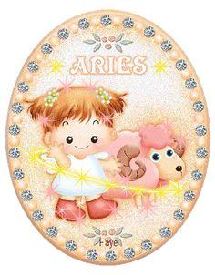 Signe astrologique Bélier - Aries (300 x 400)