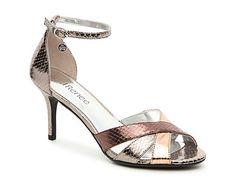 Women Hillri Sandal -Rose Gold Metallic