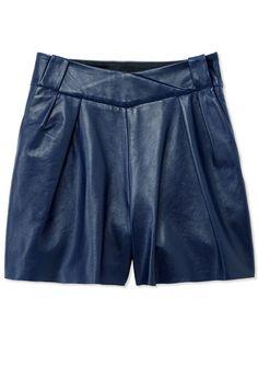 THE BAZAAR: Navy Reserve - Derek Lam shorts, ShopBAZAAR.com.