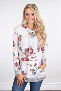 Dreaming in Floral ~ Ivory