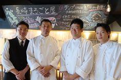 肉魚から調味料にいたるまで長崎産の食材にこだわり抜いた長崎まるごと屋銀座六丁目にオープン
