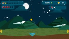 Catch a Falling Star is a casual and relaxing game where the aim is to catch falling stars and score points. A fun and relaxing game with beautiful graphics and soothing music - perfect for when you want to play something, but don't want to think too much.