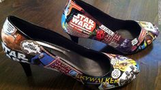 Star Wars Shoes!