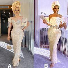 10 PICTURES: Lace Gown Styles for Your Next Owambe   OD9jastyles