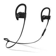 Beats By Dre Wireless Earphones Bluetooth Headphones - Black Best Workout Headphones, Wireless Headphones Review, Running Headphones, Best Headphones, Bluetooth Headphones, Beats Earbuds, Headphones Online, Beats By Dre, Display