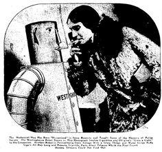 Paleofuture - Paleofuture Blog - Smoking Robots of the Future(1931)