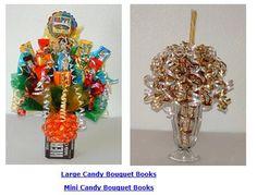 candy boquets