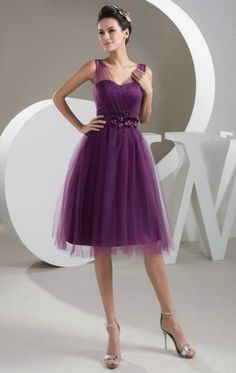 1cf2237b7eb Discount Purple Bridesmaid Dress LFNAG0118-Bridesmaid UK Tulle Dress