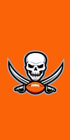 Buccaneers Football, Tampa Bay Buccaneers, Deadpool Funny, Sports Logo, Football Team, Skulls, Nfl, Funny Pictures, Wallpapers