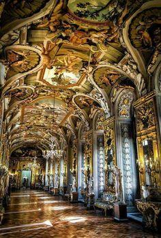 Palacio de la columna.Roma#