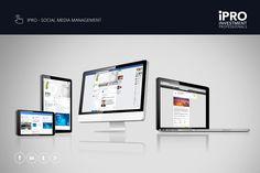 Ipro Ciel Finance Social Media Management #Digital #o8 #Origin8Concepts #Branding