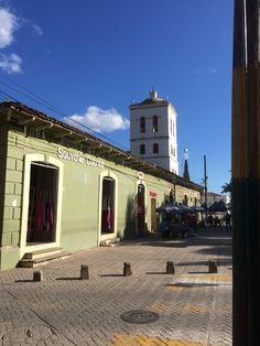Plaza central comayagua hn