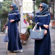 Moza dress by Inji Hijab Fashion, Model, Dresses, Vestidos, Scale Model, Dress, Gowns, Template