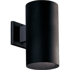 Progress Lighting 12-In H Black Dark Sky Outdoor Wall Light P5641-31