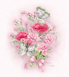 Flowers By Artist Penny Parker