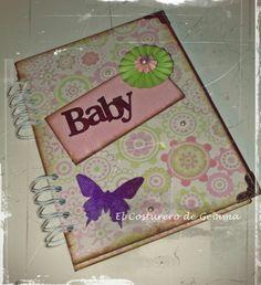 Scrap, diario de bebe
