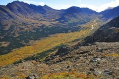 Flattop Trail Hike 61.10309,-149.684 (close to downtown)