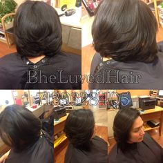 Book With Brandy Regis Salon MemorialCityMall  7139328405 Houston Texas  Bob Cut
